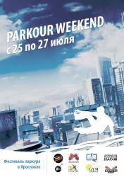 Parkour Weekend
