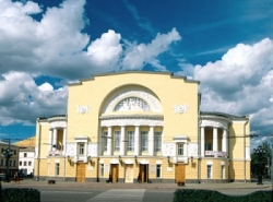 """""""Театр им. Федора Волкова"""". Театры Ярославля"""